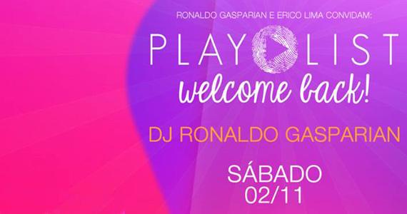 Festa The Playlist empolga a noite de sábado do Club A São Paulo Eventos BaresSP 570x300 imagem