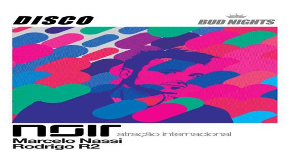 Club Disco recebe atração internacional Noir para agitar a noite de sexta-feira Eventos BaresSP 570x300 imagem