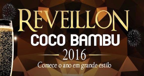 Réveillon no Coco Bambu com Banda Action e agito na pista de dança Eventos BaresSP 570x300 imagem