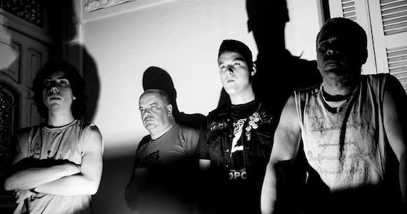 Cólera relembra o disco punk Pela Paz em Todo o Mundo em show no Sesc Belenzinho Eventos BaresSP 570x300 imagem