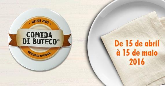 Festa de premiação do Comida di Buteco 2016 acontece no Vila Bisutti Eventos BaresSP 570x300 imagem