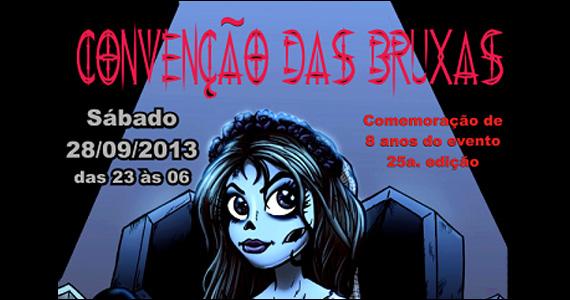 Acontece a Noite Convenção das Bruxas com Gothic Rock no Aeroflith - Rota do Rock Eventos BaresSP 570x300 imagem