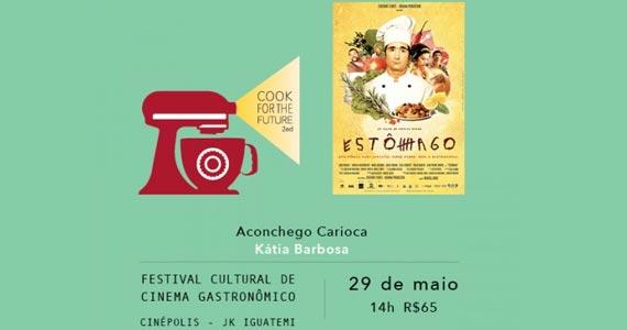 Cook for the Future - Filme Estômago- Aconchego Carioca Eventos BaresSP 570x300 imagem
