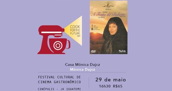 Cook for the Future - Filme A Festa de Babete- Casa Monica Dajcz Eventos BaresSP 570x300 imagem