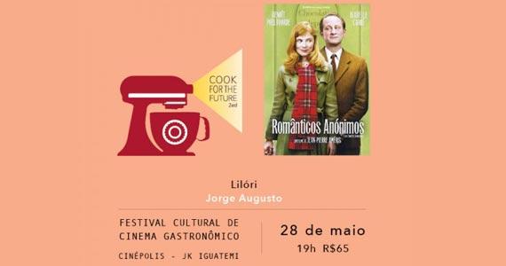 Cook for the Future - Filme Romantico Anônimos - Lilóri Eventos BaresSP 570x300 imagem
