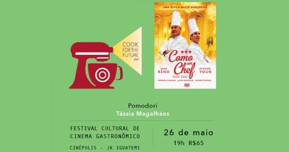 Cook for the Future - Filme Como um Chef - Pomodori Eventos BaresSP 570x300 imagem