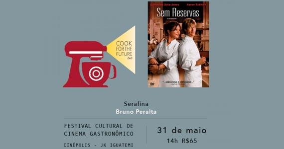 Cook for the Future - Filme Sem Reservas - Serafina Eventos BaresSP 570x300 imagem