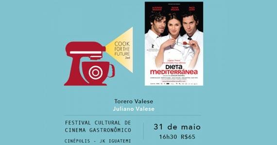 Cook for the Future - Filme Dieta Mediterrânea - Torero Valese Eventos BaresSP 570x300 imagem