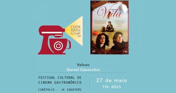 Cook for the Future - Filme Tempero da Vida - Veloso Eventos BaresSP 570x300 imagem