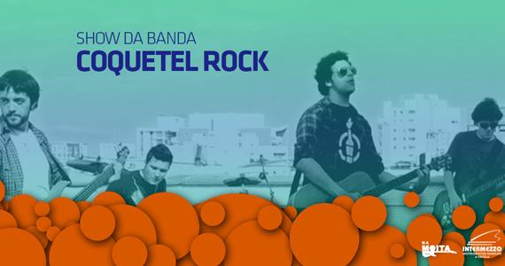 Banda Coquetel anima a noite com muito pop rock no Na Mata Café Eventos BaresSP 570x300 imagem