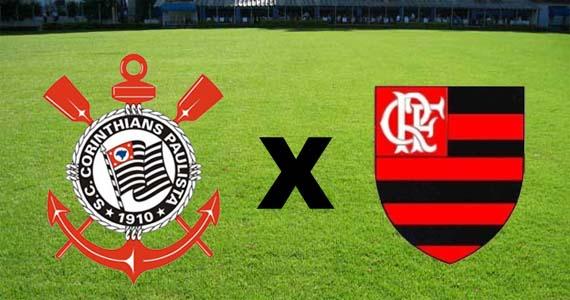 Cervejaria Patriarca transmite o jogo entre Corinthians e Flamengo neste domingo Eventos BaresSP 570x300 imagem