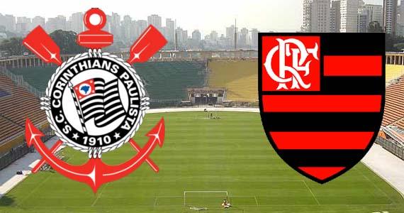 Tatu Bola Bar transmite jogo entre Corinthians e Flamengo neste domingo Eventos BaresSP 570x300 imagem