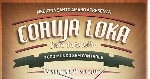 Festa Coruja Loka da Medicina Santo Amaro acontece na Lotus Eventos BaresSP 570x300 imagem