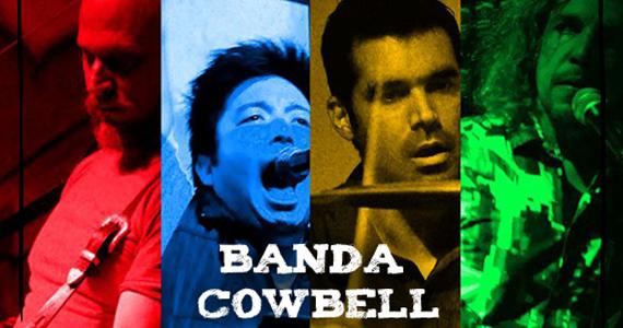 Banda Cowbell se apresenta no The Sailor na noite desta quarta com o melhor do pop rock - Rota do Rock Eventos BaresSP 570x300 imagem