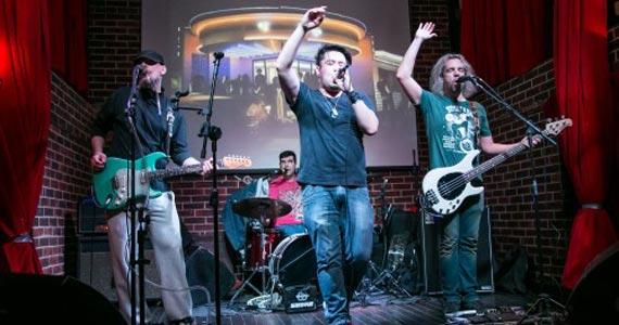 The Sailor Legendary Pub recebe os agitos da banda Cowbell  BaresSP
