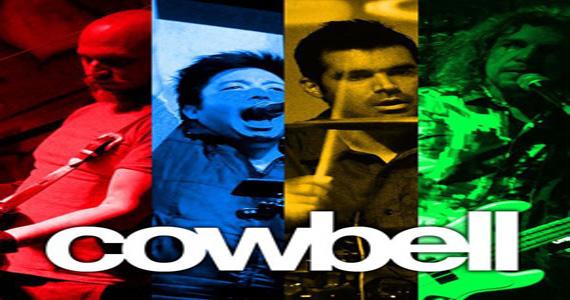 Terça-feira animada no Rhino Pub com muito pop rock da Banda Cowbell Eventos BaresSP 570x300 imagem