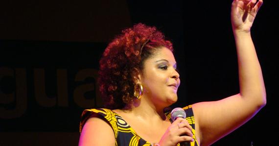 Fabiana Cozza se apresenta no AFROFEST-SP no Centro Cultural São Paulo Eventos BaresSP 570x300 imagem