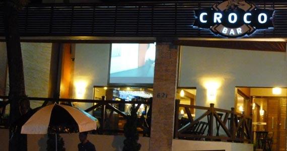 Croco bar oferece cardápio variado e promoções especiais  Eventos BaresSP 570x300 imagem