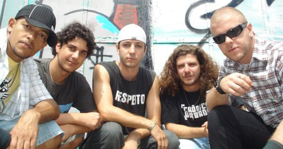 Crônica Urbana toca no Dinossauros Rock Bar na quarta-feira Eventos BaresSP 570x300 imagem