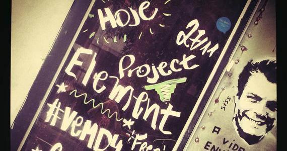 Element Project recebe DJs para animar a noite desta quarta-feira no D4 Boteco Galeria Eventos BaresSP 570x300 imagem