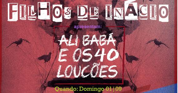 Festa Ali Babá e os 40 Loucões embala o D4 Boteco Galeria neste domingo Eventos BaresSP 570x300 imagem