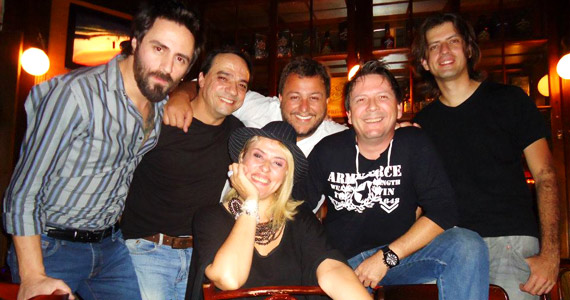 Sábado animado com a banda Dancing Days no Bar Charles Edward Eventos BaresSP 570x300 imagem