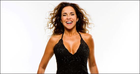 Daniela Mercury se apresenta nesta quinta-feira no palco do Teatro Bradesco Eventos BaresSP 570x300 imagem