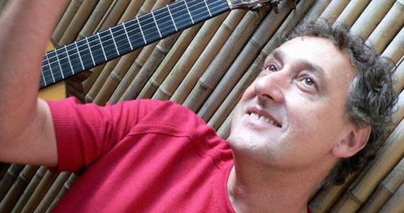 Sesc Pinheiros apresenta o show Amazônia Órbita de Dante Ozzetti Eventos BaresSP 570x300 imagem