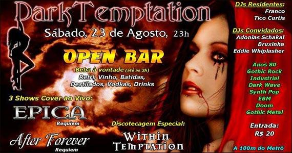Aeroflith apresenta a noite Dark Temptation no sábado - Rota do Rock Eventos BaresSP 570x300 imagem
