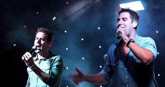 Alexandre e Adriano cantam seus sucesso em show no Mercearia São Paulo Eventos BaresSP 570x300 imagem