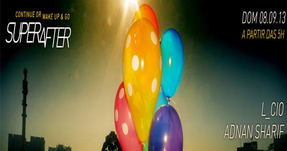 Festa SuperAfter com DJs convidados animam o domingo na D Edge Eventos BaresSP 570x300 imagem