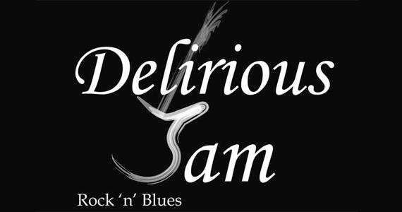 Delirious Jam se apresenta no palco do Willi Willie Bar e Arqueria Eventos BaresSP 570x300 imagem
