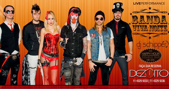 Banda Viva Noite anima a terça-feira com muita música no Dezoito Bar Eventos BaresSP 570x300 imagem