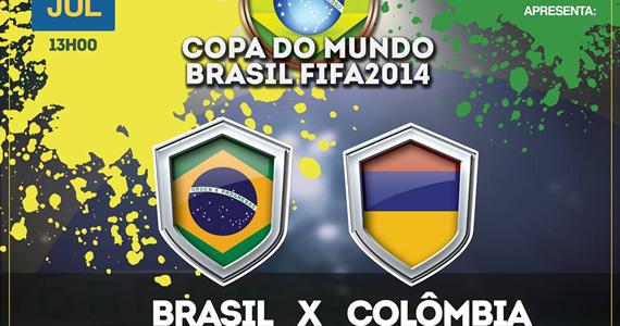 Dezoito Bar transmite jogo de Brasil x Colômbia com atrações especiais pós partida na sexta Eventos BaresSP 570x300 imagem