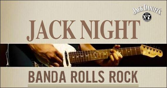 Acontece no Dezoito Bar a Noite Jack Daniel's com a banda Rolls Rock Eventos BaresSP 570x300 imagem