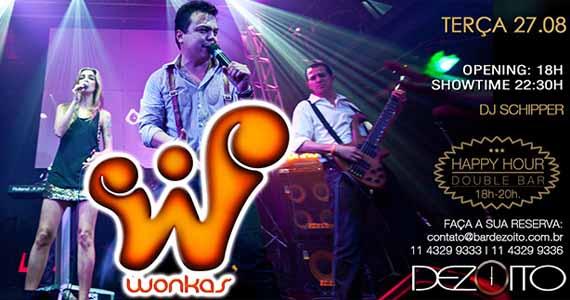 Dezoito Bar & Movement recebe a banda Wonkas nesta terça-feira Eventos BaresSP 570x300 imagem