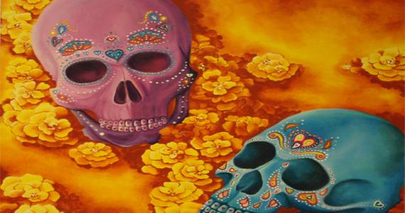 Indieoteque ganha edição especial pelo Dia de los muertos na Funhouse Eventos BaresSP 570x300 imagem