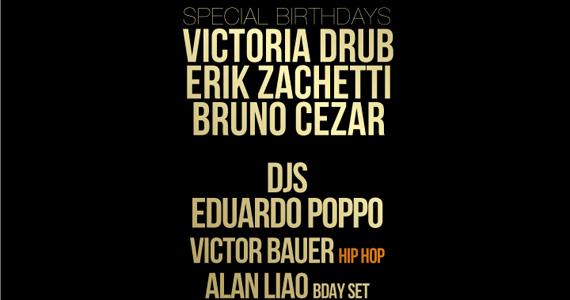 Club Disco inaugura programação especiais as terças-feiras com DJs convidados Eventos BaresSP 570x300 imagem