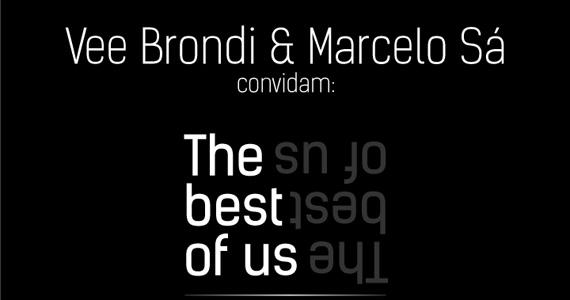 Vee Brondi & Marcelo Sá apresentam o lançamento da música Best of You no Club Disco Eventos BaresSP 570x300 imagem