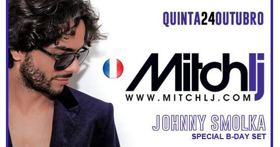 DJ internacional Mitch LJ comanda as pick-ups nesta quinta-feira na Club Disco Eventos BaresSP 570x300 imagem