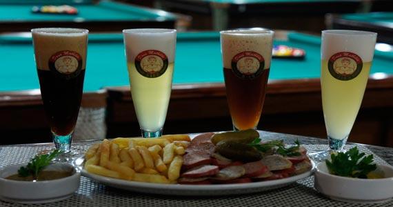 Dona Mathilde Snooker Bar oferece em seu cardápio chopp artesanais e drinks variados Eventos BaresSP 570x300 imagem
