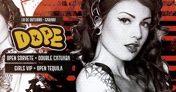 Festa Dope oferece Open Tequila e muitas atrações agitando a Hot Hot Eventos BaresSP 570x300 imagem