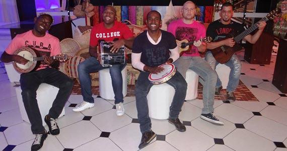 Grupo Dose Certa embala a sexta-feira na balada Traço de União Eventos BaresSP 570x300 imagem