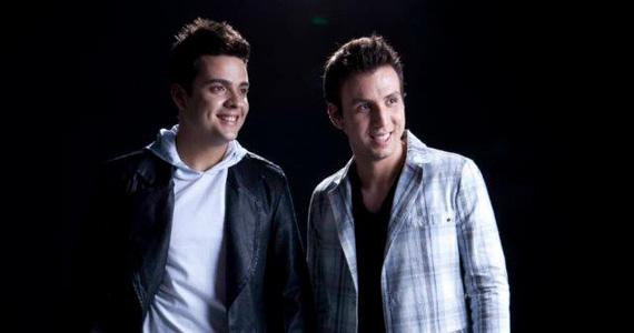 Douglas e Murilo e Marcio Rocha e Marcelo tocam no Wood's Bar no sábado Eventos BaresSP 570x300 imagem