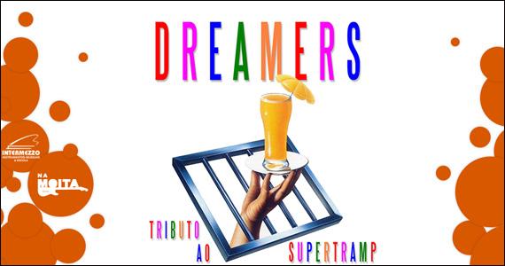 Apresnetação da banda Dreamers no palco do Na Mata Café  Eventos BaresSP 570x300 imagem