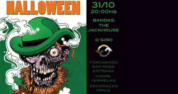 Dublin realiza na quinta-feira Festa de Halloween com bandas convidadas Eventos BaresSP 570x300 imagem