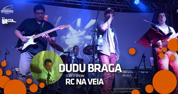 Dudu Braga apresenta sucessos de seu pai Roberto Carlos no Na Mata Café Eventos BaresSP 570x300 imagem