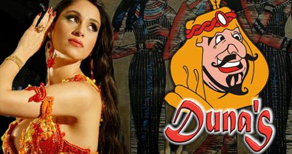 Dunas Bar tem noite árabe e dança do ventre neste domingo ao vivo Eventos BaresSP 570x300 imagem