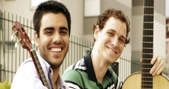 Sesc Carmo recebe show do Duo Vitor Casagrande e Guilherme Soares no projeto Intervalo Sonoro Eventos BaresSP 570x300 imagem