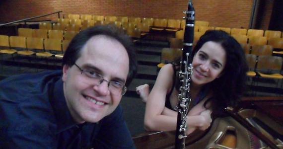 Dupla Duo Nefesh leva música clássica para o Sesc Santo André Eventos BaresSP 570x300 imagem